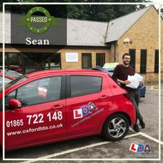 Congratulations and well done to Sean for passing his driving test on Thursday last week. Enjoy your wheels and your freedom to drive!  #AutomaticDrivingLessons #LocalDrivingAcademy #LDA  #Oxford #UK #Tips #Speeding #Fine #DrivingLaw #Safe #Congratulations