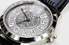 Catawiki online auction house: Royce Marriage – Pocket watch conversion with unique dial