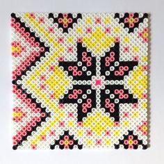 Hama perler design by coriander_dk