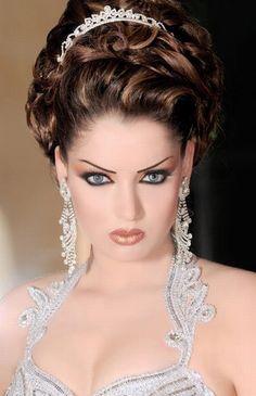 maquillage libanais oriental pour un mariage photo 5 - Maquillage Libanais Mariage