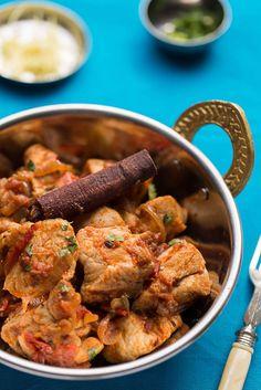 Aromatic Chicken Handi.