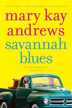 "I adore Mary Kay Andrews who lives in Decatur, Georgia (metro Atlanta). Her novels are all set in the south. I've read 1-Savannah Blues 2-Little Bitty Lies 3-Hissy Fit 4-Savannah Breeze 5-Blue Christmas 6-Deep Dish 7-The Fixer Upper. I always stalk the bookstore waiting for her newest release. She also has a mystery series under her real name, Kathy Trocheck. One critic described her books as ""as Southern as mint juleps and ice tea and just as sweet and tangy."" marykayandrews.com"