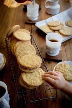 Orange Sugar Cookies recipe by @beardandbonnet on www.beardandbonnet.com