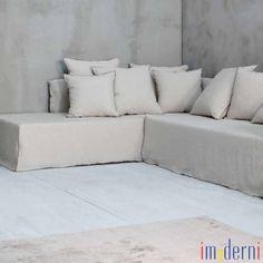 imoderni llc Tel: (305) 865-8577 info@imoderni.com Miller Homes, Interior Architecture, Interior Design, Home Decor Inspiration, Home Accessories, Indoor, Couch, Gray, Modern Sectional