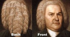 Bach, Front
