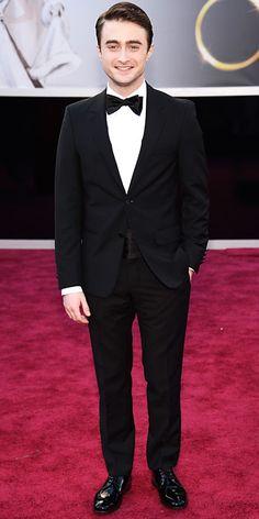 Daniel Radcliffe 2013 oscars