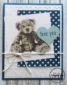 Baby Bear, Happy Hearts TIEF
