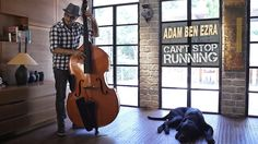 I like so many things about this: the bass/bass percussion solo, the dawg, and that beautiful space they're in! Adam Ben Ezra - AWESOME UPRIGHT BASS SOLO !!