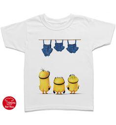 Minions Kids T Shirt