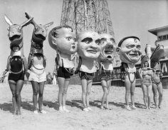 Venice Beach Mardi Gras, 1935