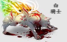 White Knight, Shiranui by *Mara-Elle on deviantART