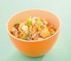 Ricetta Insalata di Quinoa e verdure - Varoma pubblicata da Team Bimby - Questa ricetta è nella categoria Antipasti