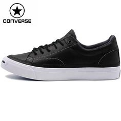 435c3ff55610 Original New Arrival 2017 Converse Men s Skateboarding Shoes leather  Sneakers