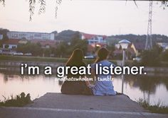 ill always be here to listen and help