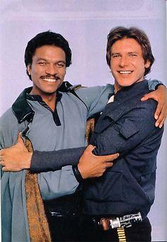 Lando & Han