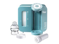 Tommee Tippee Closer to Nature Perfect Prep Machine in Cool Blue