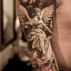 Home - Tattoo Spirit - Tattoo Artist – Niki Norberg - Trendy Tattoos, Tattoos For Guys, Cool Tattoos, Elegant Tattoos, Amazing Tattoos, Wing Tattoo Designs, Angel Tattoo Designs, Design Tattoos, Guardian Angel Tattoo