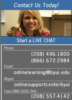 The Online Support Center is here to help all Pathway and online students!
