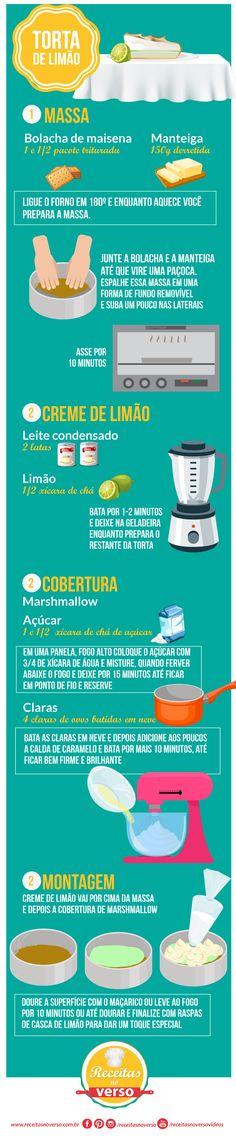 TORTA ESPECIAL DE LIMÃO.