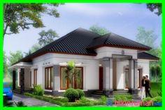 desain rumah mewah minimalis modern 2 lantai rumah