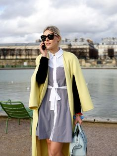 Yvan Rodic from http://www.facehunter.org/ spotted a total Louis Vuitton look on the streets of #PFW