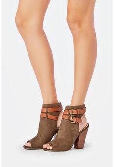 c74d809751738 Cheap Peep Toe Booties On Sale - Buy 1 Get 1 Free for New Members!
