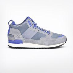 Ransom By Adidas - Military Trail Runner Lead/Grey/Bone