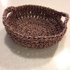 Potholder Patterns, Crochet Square Patterns, Crochet Potholders, Crochet Chart, Crochet Baskets, Knitting Patterns, Crochet Scrubbies, Crochet Bowl, Knit Dishcloth