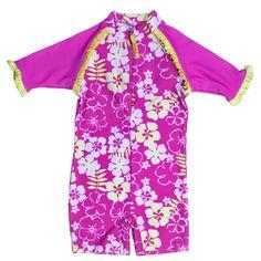 One Piece UV Swimsuit