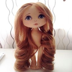 Ждет одежку) Доброго дня и хорошего настроения!!! #кукла #олли #куклаолли #doll #dolls #artdoll #olly #dollolly