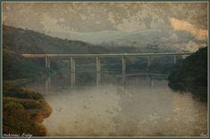 Umkomaas Bridge by PaulO Classic. ©, via Flickr South Africa, Bridge, Classic, Wall, Painting, Derby, Painting Art, Bridges, Bro