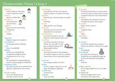 taal actief spelling thema 3 groep 5 - Google zoeken