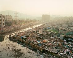 """archatlas: """" Future Cities Noah Addis """"Future Cities is a series of photographs of informal settlements and unplanned developments in the world's cities. These communities take on many forms, but they. Ap Human Geography, Design Observer, World Photo, Slums, Environmental Issues, Future City, Mexico City, Landscape Photography, Contemporary Photography"""