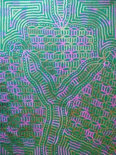 Arbre 40  -  Karim Merzougui (artiste peintre) – Google+