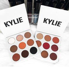 These colors are. Pretty Makeup, Love Makeup, Makeup Inspo, Makeup Inspiration, Beauty Makeup, Kylie Makeup, Kiss Makeup, Makeup Goals, Paleta Kylie