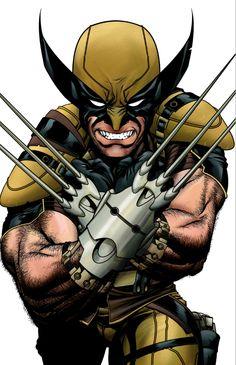 """mikemckone: """"Wolverine * """""""