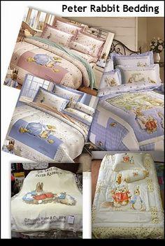 peter rabbit bedding