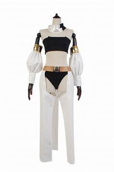 Vicwin-One Akame Ga Kill! Leone Uniform Cosplay Costume -- Check this awesome product by going to the link at the image.