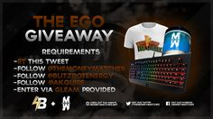 Enter This @Blitzdotenergy & @Akquire #Giveaway  Brought to you by @TheMoneyMatches