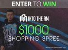 Win a $1000 Shopping