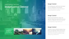 Gradient PowerPoint on Behance