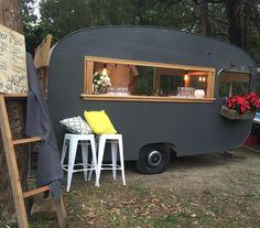 The Melburnian Caravan Bar