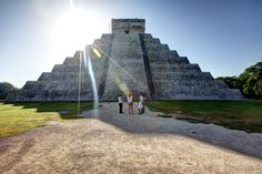 Chichen Itza - Photo by Journey Mexico. All Rights Reserved.