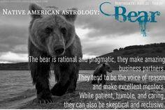 Native American Horoscope Animals   Visit astrologyexplained.tumblr.com