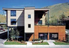 shervin mixed-use building, jackson, wyo. - residentialarchitect Magazine