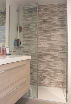Mosaico en ducha