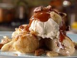 Tyler Florence - The Ultimate Banana Split Recipe