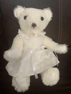 Selbst genäht Amelie, Teddy Bear, Toys, Animals, Fabric Animals, Animales, Animaux, Gaming, Amelia