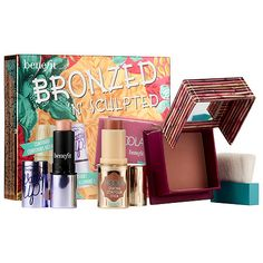 Hoola Bronzed 'N' Sculpted Set - Benefit Cosmetics | Sephora