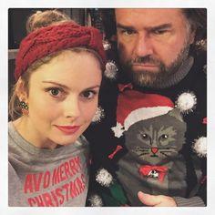 Izombie Cast, Christmas Sweaters, Winter Hats, Fashion, Moda, Fashion Styles, Christmas Jumper Dress, Fashion Illustrations, Tacky Sweater